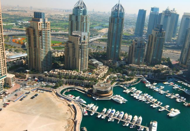 Apartment in Dubai - Rent Monthly at Cayan Tower