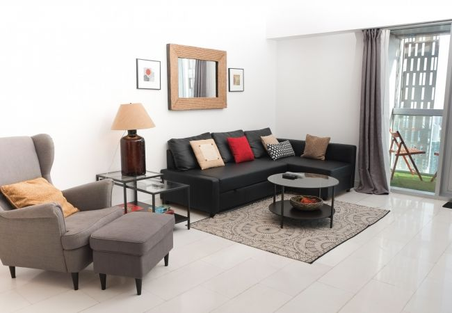 Apartment in Dubai - Serviced apartment in Cayan monthly