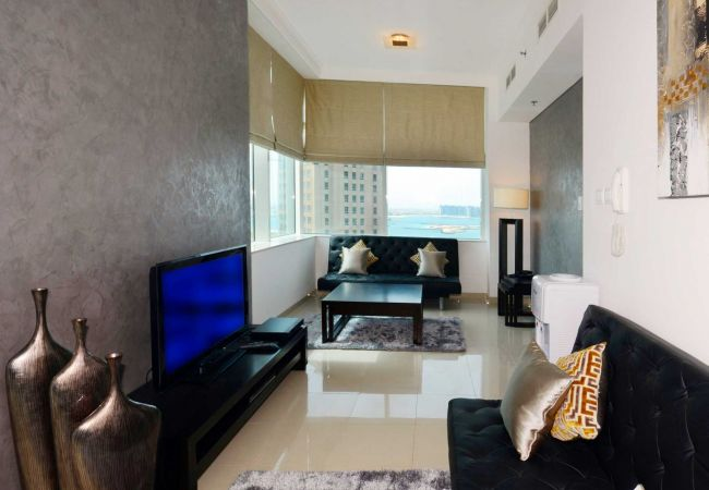 Apartment in Dubai - Well-placed short term rental in Dubai
