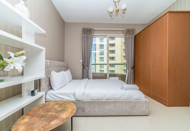 Studio in Dubai - Self-catering studio on monthly rentals