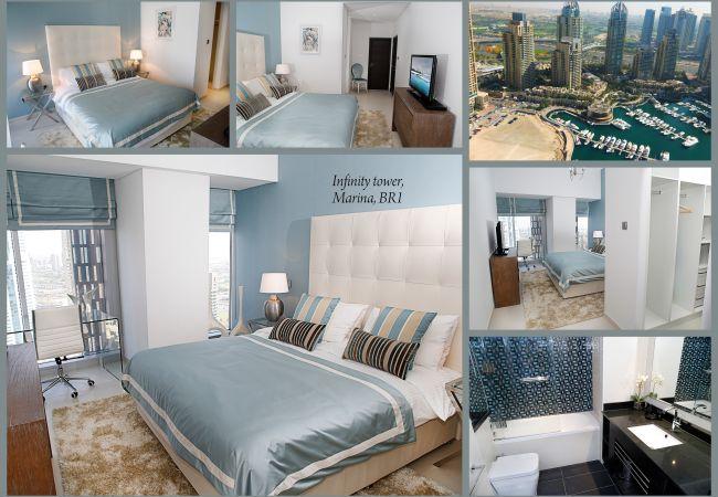 Apartment in Dubai - Designer apartment at iconic tower