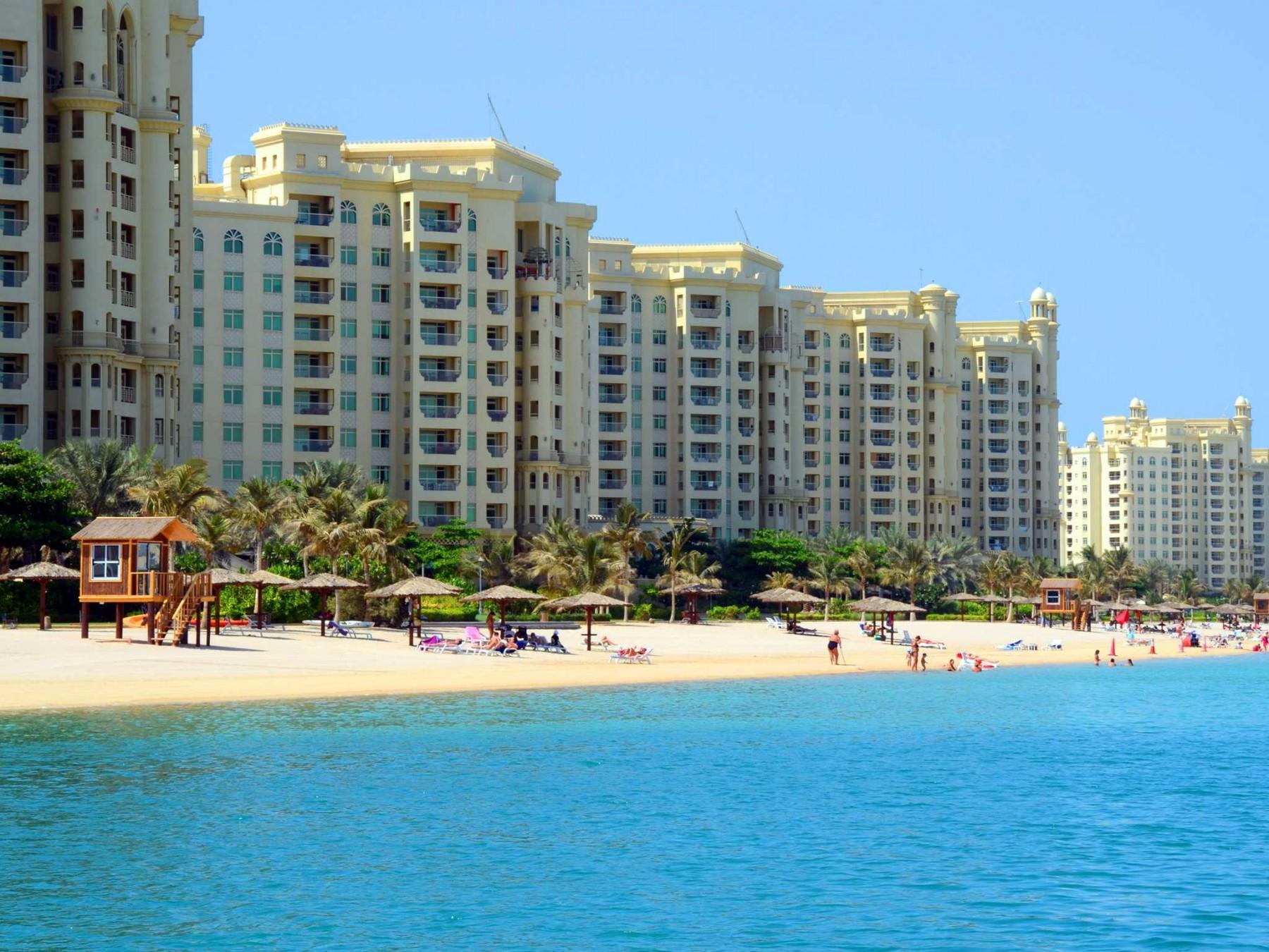 Get Tanned At Dubai Rental Private Beach