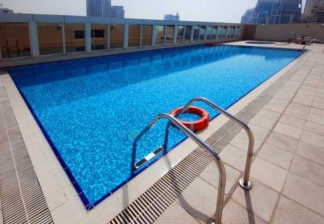 Apartment in Dubai - Waterfront 1 Bedroom apartment in Westside Marina