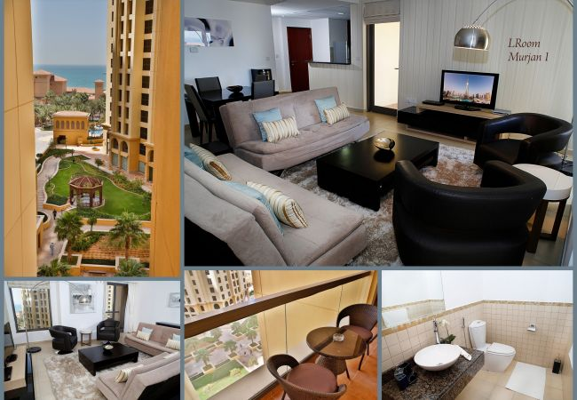 Apartment in Dubai - Life is a beach at this lovely apt