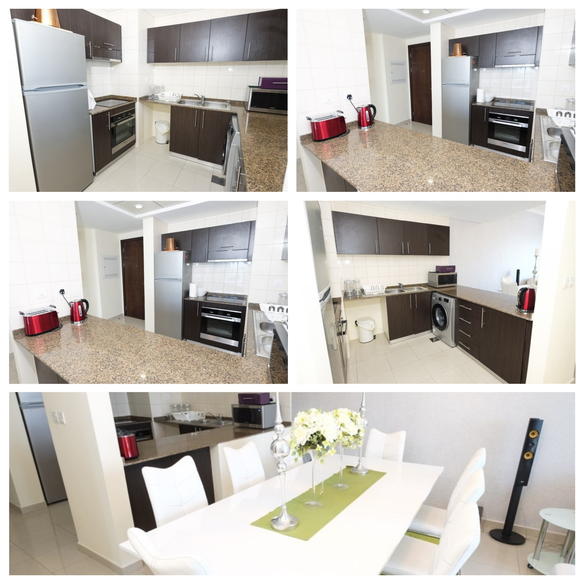 Waterfront Apartments: High-rise Waterfront 3 Bedroom Apartment