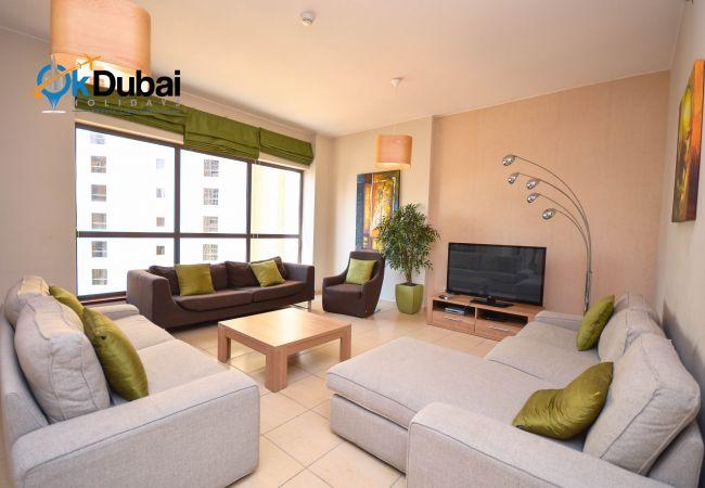 Apartments in dubai spacious 3 bedroom apartment in jbr - Dubai 3 bedroom apartments for rent ...